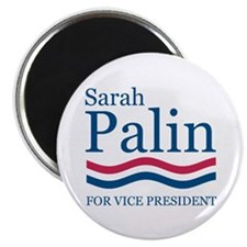 SARAH PALIN FOR VICE PRESIDENT Magnet