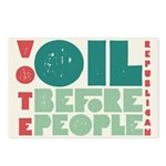 Oil Before People Postcards (8 pk)
