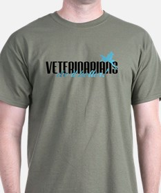Veterinarians Do It Better! T-Shirt