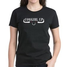 Cowgirl Up Tee