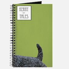 Kerry Tales Journal - Moss Green