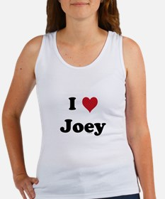 I love Joey Women's Tank Top