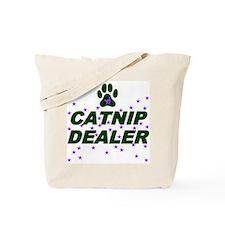 CATNIP DEALER/KITTY HUG Tote Bag