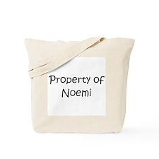 Cute Noemi Tote Bag