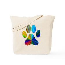 PAW PRINT/CATNIP DEALER Tote Bag