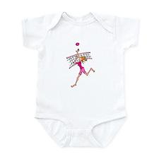 Blocked Infant Bodysuit