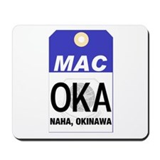 Naha MAC Tag Mousepad
