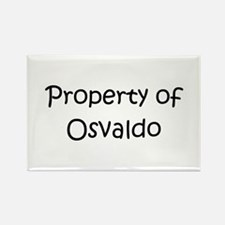 Unique Osvaldo Rectangle Magnet