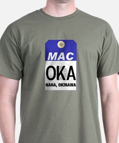 Naha MAC Tag T-Shirt