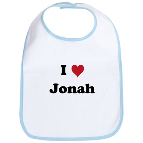 I love Jonah Bib