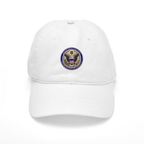 State Dept. Seal Cap