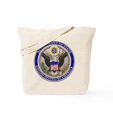 State Dept. Seal Tote Bag