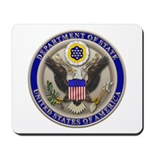 State Dept. Seal Mousepad