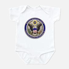 State Dept. Seal Infant Creeper