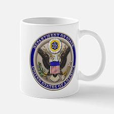 State Dept. Seal Mug