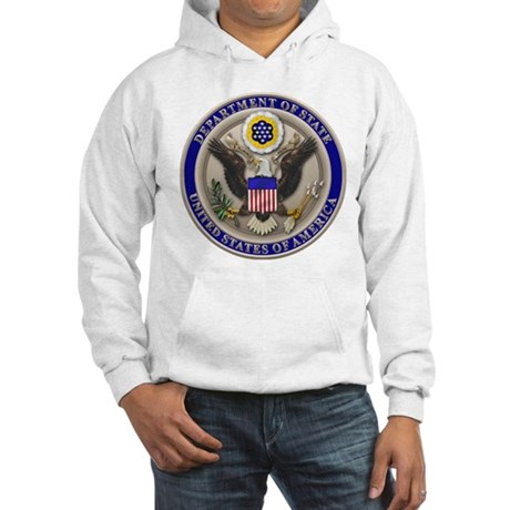 State Dept. Seal Hooded Sweatshirt