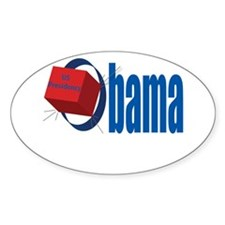 Obama for President is like putting a square peg i