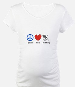 Peace, love, paddling Shirt