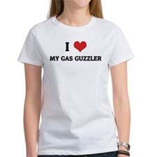 I Love My Gas Guzzler Tee