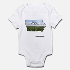 Corn hole Infant Bodysuit