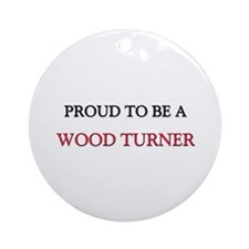 Proud to be a Wooler Ornament (Round)
