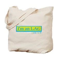 LAID BACK AND COOL Tote Bag