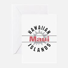 Maui Hawaii Greeting Cards (Pk of 20)