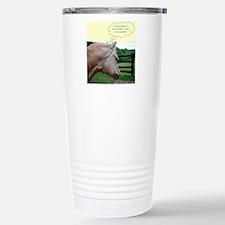 Round Pen Zen Travel Mug