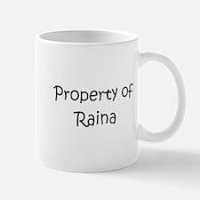 Funny Raina Mug