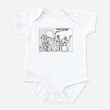 Constructing the Argo Infant Bodysuit
