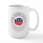 The Zombie Party Large Mug
