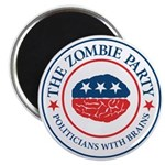 The Zombie Party Magnet