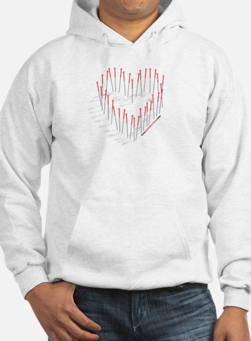 I HEART ACUPUNCTURE Hoodie