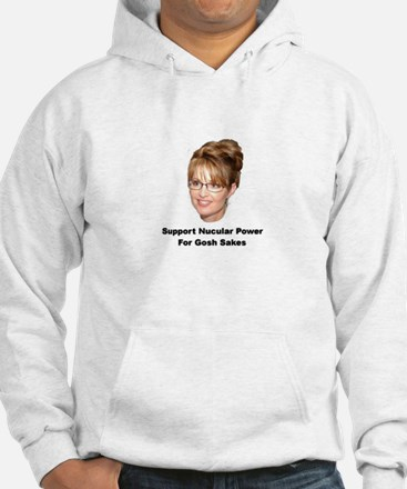 Support Nucular Power For Gos Jumper Hoody