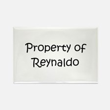 Unique Reynaldo Rectangle Magnet
