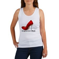 Acupuncture Heals Women's Tank Top