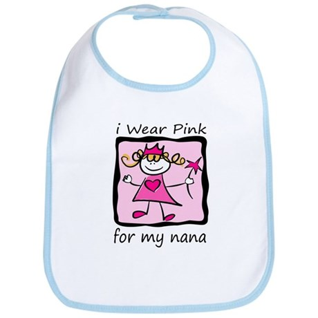 Pink Princess: Pink for my Na Bib