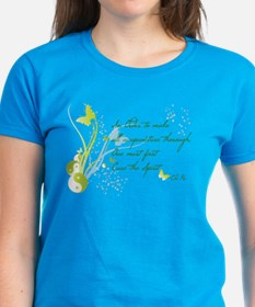 """""""CURE THE SPIRIT"""" QUOTE Tee"""