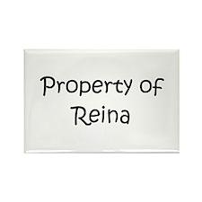 Cool Reina Rectangle Magnet