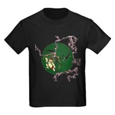 Green Taiko Thunder God T