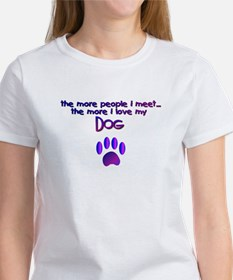 Dogs/Dog Quotes Tee