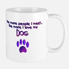 Dogs/Dog Quotes Mug