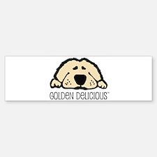 Golden Delicious Bumper Bumper Bumper Sticker