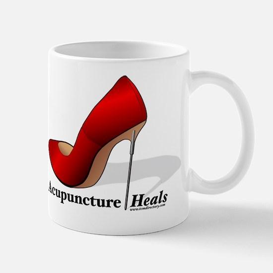 ACUPUNCTURE HEALS Mug