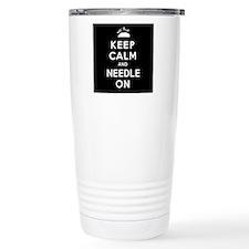 NEEDLE ON Travel Mug