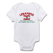 Good Lkg Lebanese 2 Infant Bodysuit