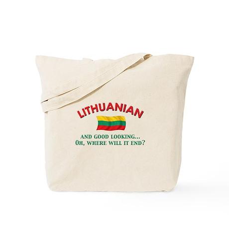 Good Lkg Lithuanian 2 Tote Bag