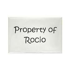 Unique Rocio Rectangle Magnet