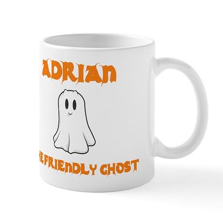 Adrian The Friendly Ghost Mug