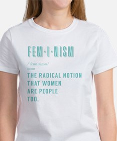 Funny Feminist quotes Tee